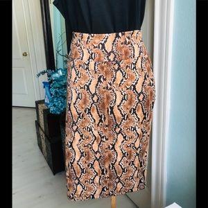 Thalia Sodi bodycon skirt LIKE NEW